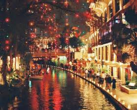 San Antonio Riverwalk Christmas