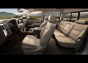 Chevrolet Silverado 2500 Hd Crew Cab - 2013  2014  2015  2016  2017