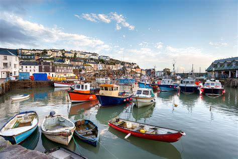 Boat Quay Car Park Kings Lynn by Top 10 Cornish Fishing Villages Vw Cer Hire Blog