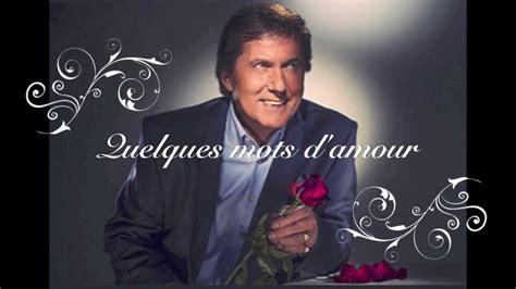 frank michael dernier album franck michael quot extrait du dernier cd quot quelques mots d amour quot combien de roses