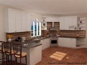 wood backsplash kitchen slate countertops brick floor in the kitchen search kitchen ideas wood