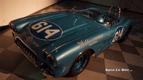 Legends Of Riverside V 1959 Corvette Bob Bondurant Raced