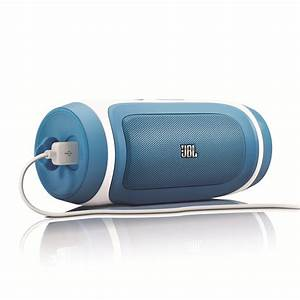 Portable speaker Charge, JBL / Bluetooth, JBLCHARGEBLUEU