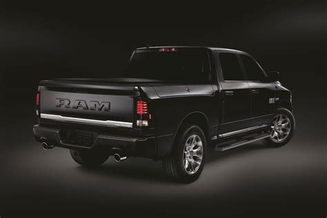 2018 Ram 1500 And Ram Hd Limited Tungsten Edition Most
