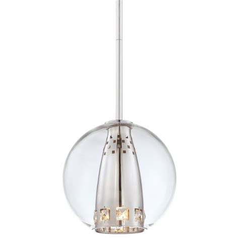 kovacs p  chrome  light mini pendant   bling