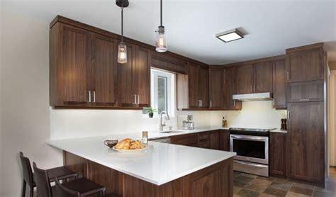 armoire de cuisine polyester wood prémoulé