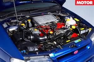 Brand Deck by 1999 Subaru 22b Sti Greatest Impreza Ever