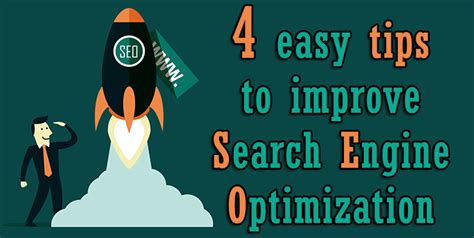 4 Easy Tips To Improve Search Engine Optimization Rapidhits