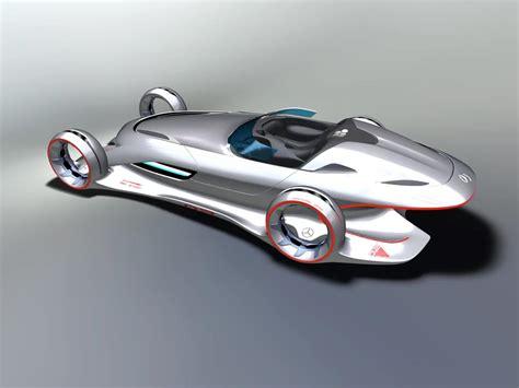Mercedes Benz Silver Arrow Concept