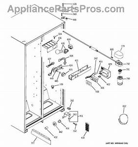 Ge Hotpoint Refrigerator Parts Diagram