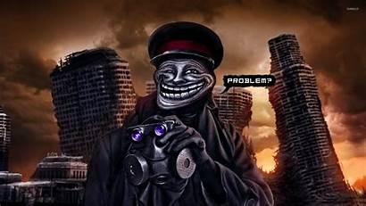 Meme Mask Memes Gas Troll Captain Trollface