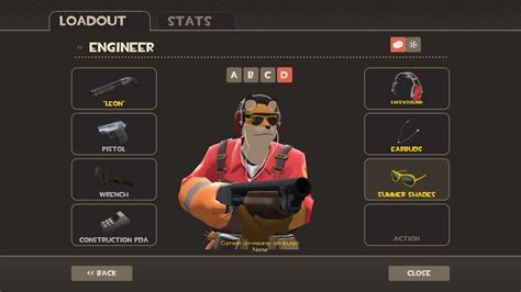 Team Fortress 2 Skin Mods