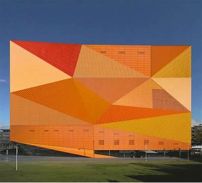 Architecture Movement Buildings Animee Designboom