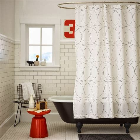 mid century modern curtains mad for mid century mid century modern shower curtain 7496