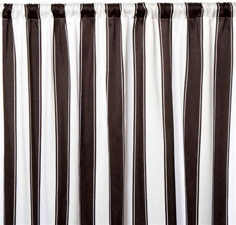 black and white striped curtains 96 black and white stripe curtain panel 48 x 84 inches