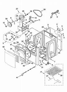 Cabinet Parts Diagram  U0026 Parts List For Model 11077032600