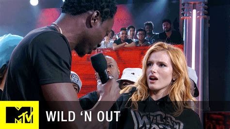 Wild 'n Out Nick Wants Bella Thorne To Be The Kylie To