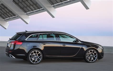 Opel Insignia Opc Sports Tourer Technical Details History