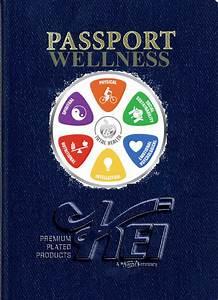 Photoshop Passport Template