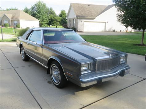 1983 Chrysler Cordoba by 1983 Chrysler Cordoba Classic Chrysler Cordoba 1983 For Sale