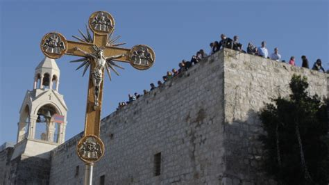 siege unesco unesco places bethlehem 39 s nativity church on