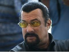 Steven Seagal Muscles