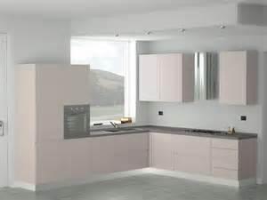 Cucina moderna color visone sirio arredaclick