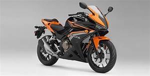 Honda Cbr 500 : honda cbr500r updated for 2017 bikesrepublic ~ Melissatoandfro.com Idées de Décoration