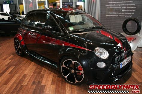 Fiat 500c Modification by Tuning Modification Fiat 500
