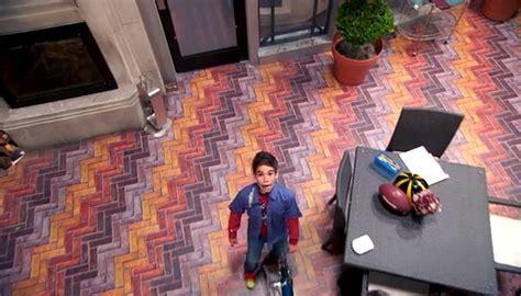 "The Fabulous Family Penthouse on the Disney Show ""Jessie"""