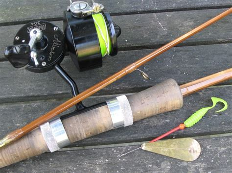 types  fishing rods  guide    fishing gear