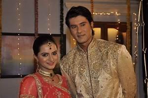 Niyati TV Serial, Engagement Ceremony Shoot - Aastha ...