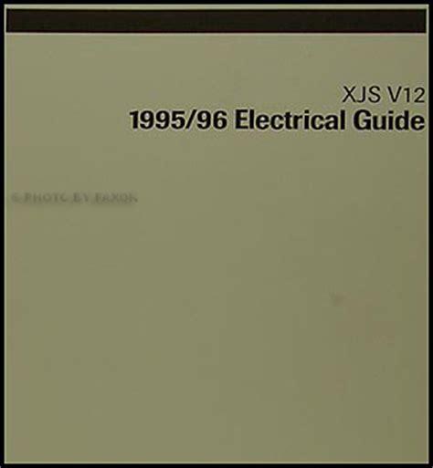 Jaguar Xjs Electrical Guide Wiring Diagram