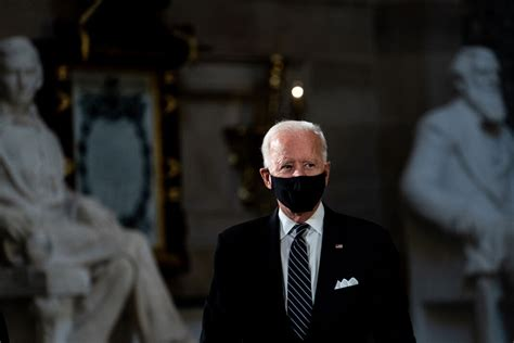 Biden focuses on well being care when reacting to Barrett ...
