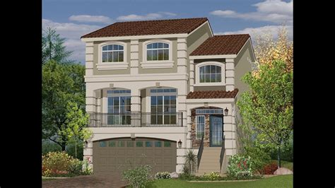3-story 3026 Sq Ft House By American West Homes In Las