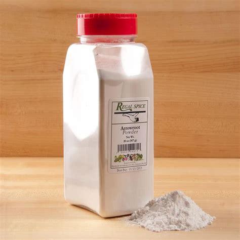 arrowroot powder regal arrowroot powder 20 oz