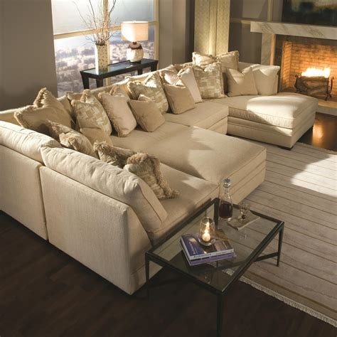 sofa u love sectional 7100 contemporary u shape sectional sofa with chaise by
