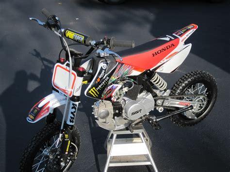Pit Bike Honda Crf Graphics Plastics Ebay