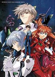 Evangelion Story Synopsis