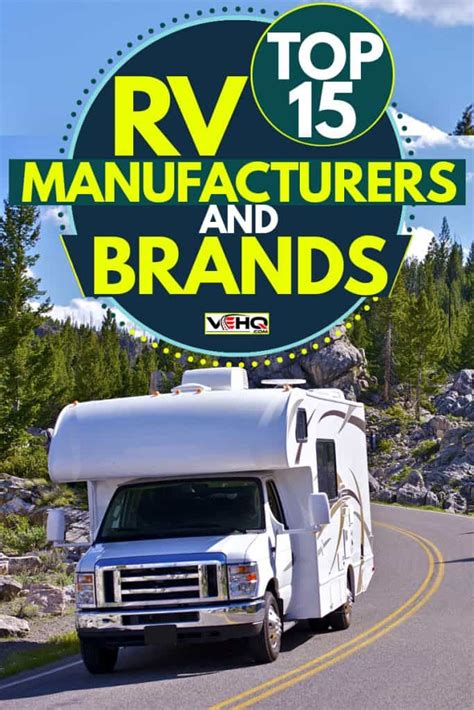 Top 15 RV Manufacturers And Brands - Vehicle HQ
