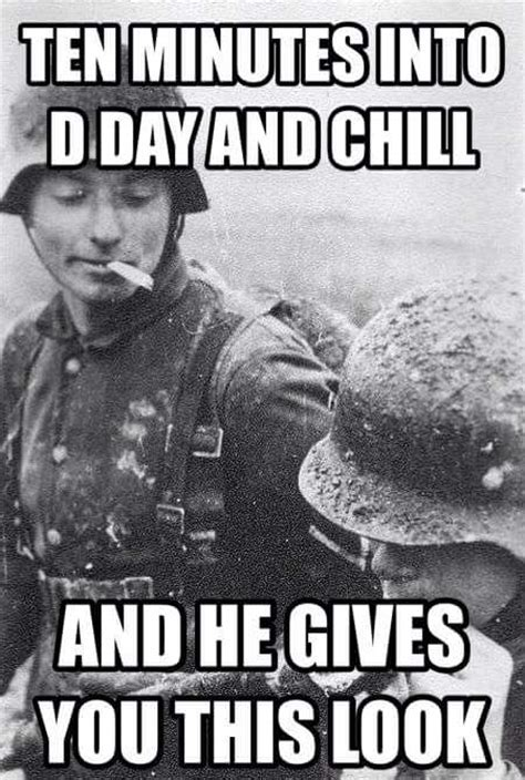 D Day Meme Funny Image Photo Joke 14   QuotesBae