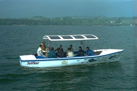 electric motor boats
