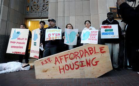 San Francisco Affordable Housing Is Unaffordable   Al ...
