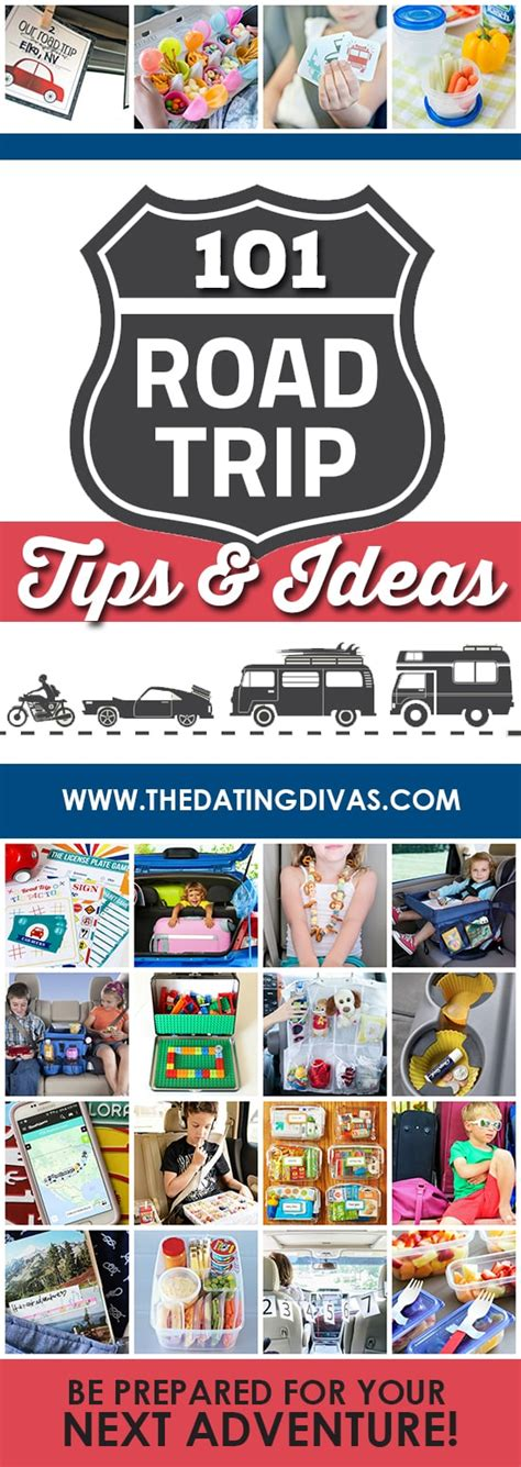 roadtrip ideas 101 road trip tips and ideas the dating divas