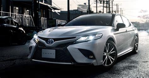 Toyota Camry Hybrid 4k Wallpapers by All New Toyota Camry Ws เวอร ช นญ ป น หล งคาส ดำ ส วนใน
