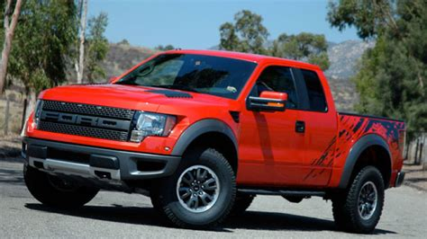 Ford F 150 SVT Raptor named 2010 Truck of Texas   Autoblog