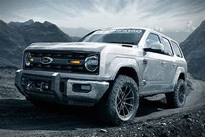 This New 2020 Ford Bronco 4-Door Concept Needs To Become A Reality