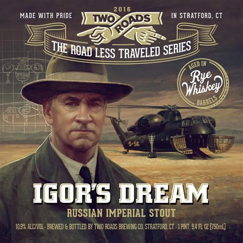 Image result for two roads igor's dream