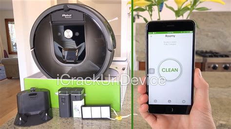 roomba  vacuum irobot unboxing  setup review