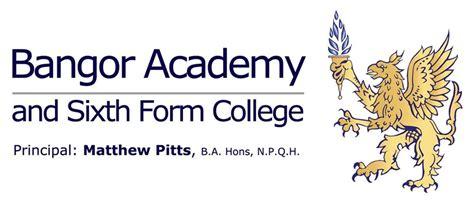 bangor academy sixth form college  fundraising